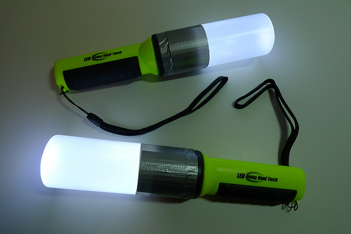 Testing Kayak Lights For The Thames Tideway In 2013 Thccwiki
